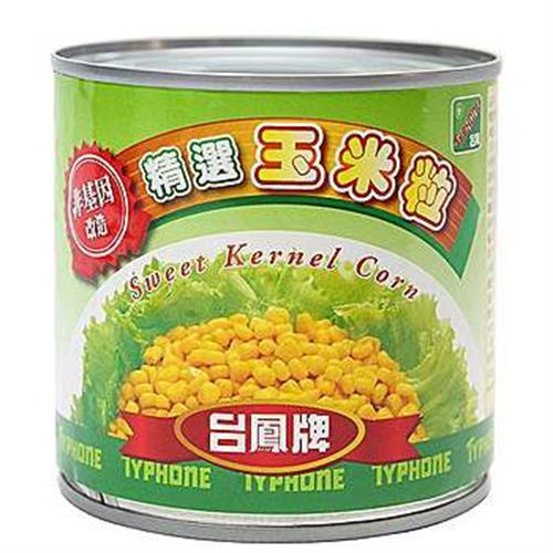 台鳳牌 精選玉米粒(340gx3罐/組)
