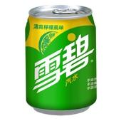 《雪碧》汽水(250ml*24罐/箱)