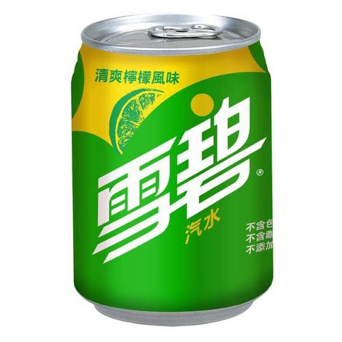 雪碧 汽水(250ml*24罐/箱)