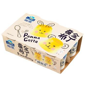 福樂 黃金雞蛋布丁(100g*6杯/組)