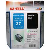 《EZ-FILL》UGH27 黑色環保匣(C8727A)