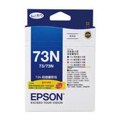 《EPSON》EPSON 73N 原廠盒裝超值包 T105550