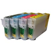 《EPSON》EPSON 73N 小型連供墨水匣