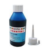 《EZ-FILL》適用EPSON 印表機專用墨水100c.c---藍色(適用EPSON 印表機專用藍色墨水100c.c)