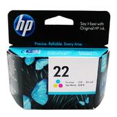 HP C9352A (HP 22) 原廠彩色匣墨水匣