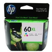 《HP》HP CC644WA NO.60XL原廠彩色高容量墨匣(HP 60XL原廠彩色高容量墨匣)