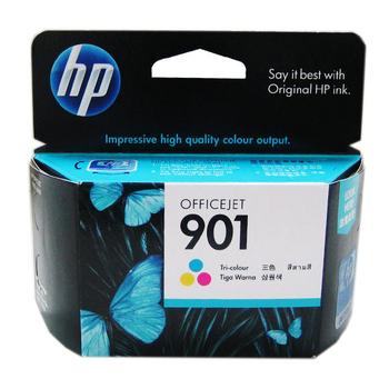 《HP》HP CC656AA NO.901原廠彩色墨匣(HP NO.901原廠彩色墨匣)