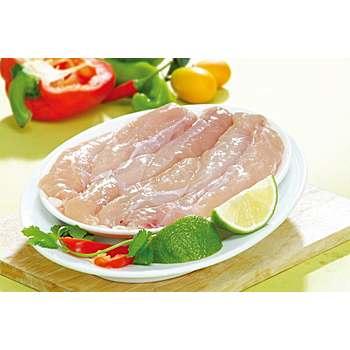 雞肉達人 冷藏肉-雞里肌肉(500g+-10%/盒)