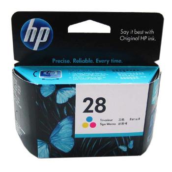 《HP》HP C8728A NO.28 原廠彩色墨水匣(HP NO.28 原廠彩色墨水匣)