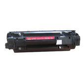 《EZTEK》適用HP CB436A---36A環保碳粉匣(適用HP 36A環保碳粉匣)