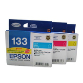 《EPSON》EPSON 133原廠墨水匣---3色組合(EPSON 133原廠墨水匣---3色組合)