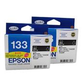 《EPSON》EPSON 原廠墨水匣T133150(黑)---2盒(EPSON 原廠墨水匣T133150(黑)---2盒)