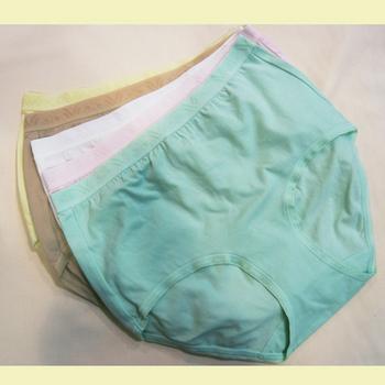 華歌爾-伴蒂 高腰小褲五件組(M)