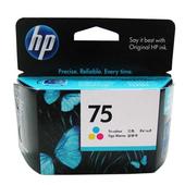 《HP》HP CB337WA NO.75 原廠彩色墨水匣---高容量(HP NO.75 原廠彩色墨水匣)