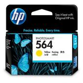 《HP》HP CB320WA 564 原廠黃色墨水匣(HP 564 原廠黃色墨水匣)