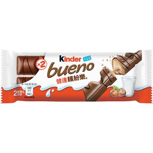 Kinder 健達繽紛樂巧克力(43g/包)
