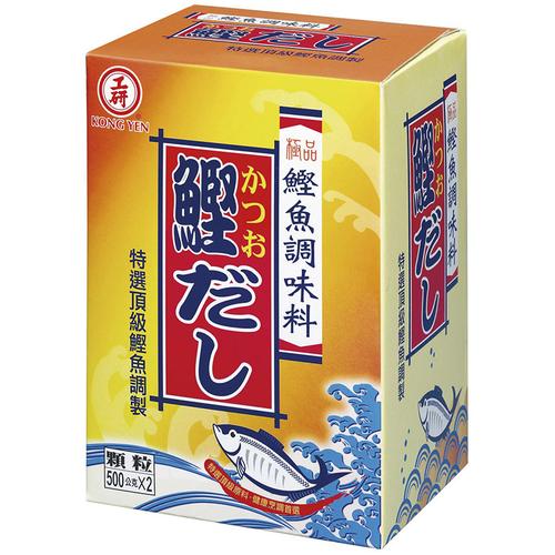 《工研》鰹魚風味調味料(1kg/盒)