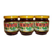 《大茂》黑瓜(170gx3瓶/組)