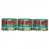 《大茂》黑瓜170gx3罐/組 $75