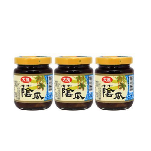 《大茂》蔭瓜(120gx3瓶/組)