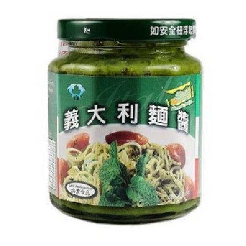 正逢 義大利麵醬青醬(240g/罐)