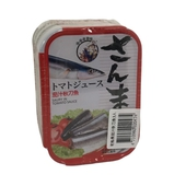 《老船長》茄汁秋刀魚(160g*3罐/組)
