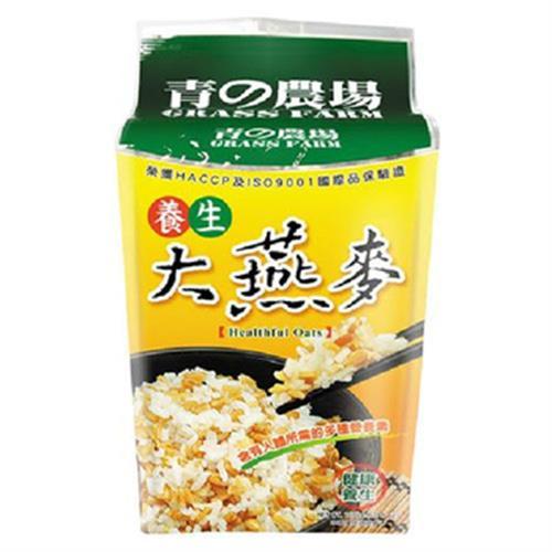 青的農場 養生大燕麥(1500g/包)