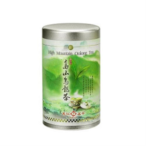 天仁 高山烏龍茶小巧罐(100g/罐)
