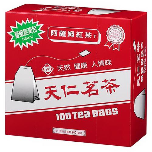 《天仁》阿薩母紅茶(100包*2g/盒)