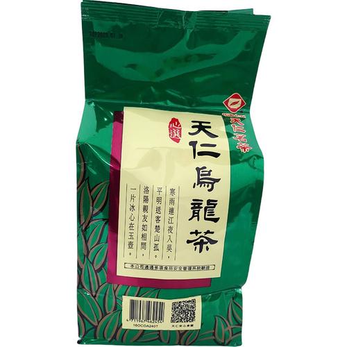 天仁 烏龍茶240T(600g/包)