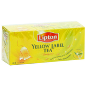 《立頓》黃牌紅茶包(2gx25包/盒)