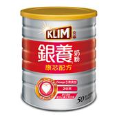 《克寧》銀養奶粉-康芯配方(750g/罐)