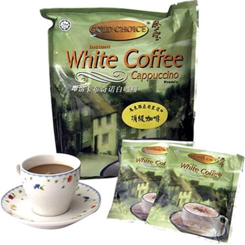 金寶 卡布奇諾白咖啡(25gx20包/袋)