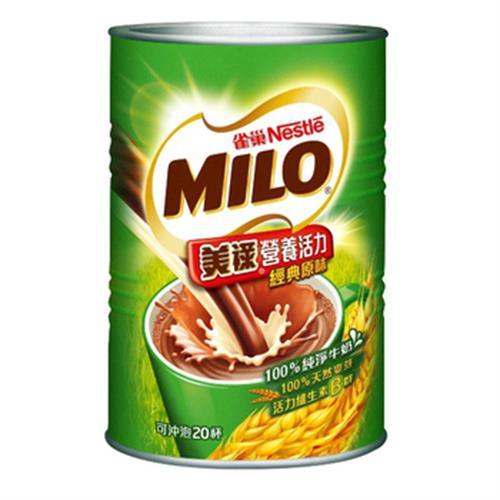 雀巢 美祿巧克力麥芽飲品(500g/罐)