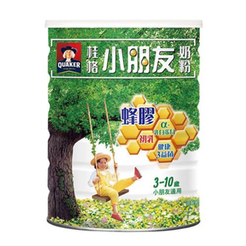 桂格 小朋友奶粉蜂膠配方(1500g/罐)