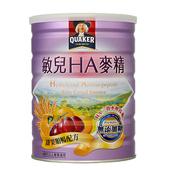 《桂格》敏兒HA麥精-纖果順暢(700g/罐)
