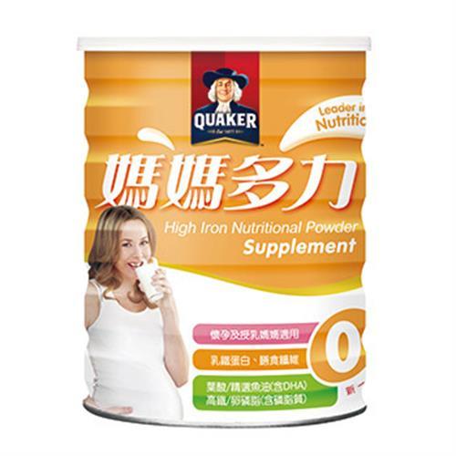 桂格 優質媽媽多力(825g/罐)