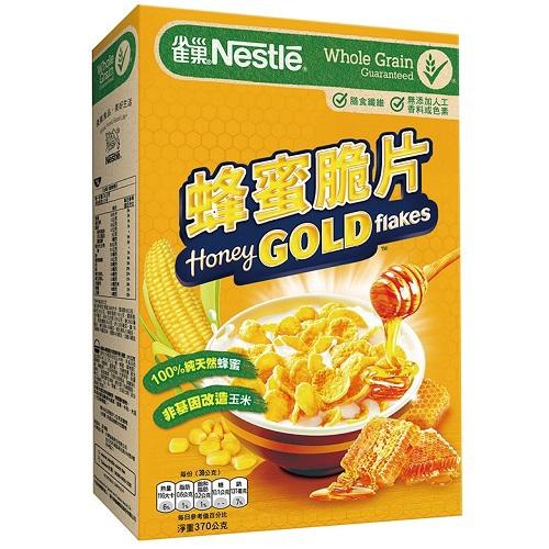 雀巢 蜂蜜脆片(370g/盒)