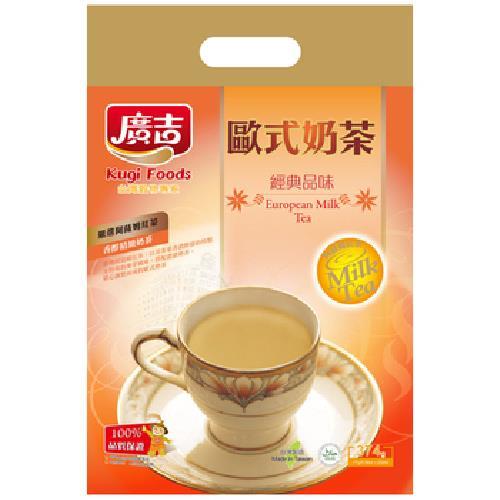 廣吉 歐式奶茶(17gx22包/袋)