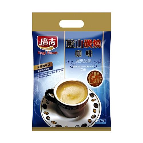 廣吉 藍山碳燒咖啡(17gx22包/袋)
