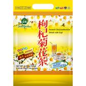《薌園》枸杞菊花茶(即溶)(10gx18包/袋)