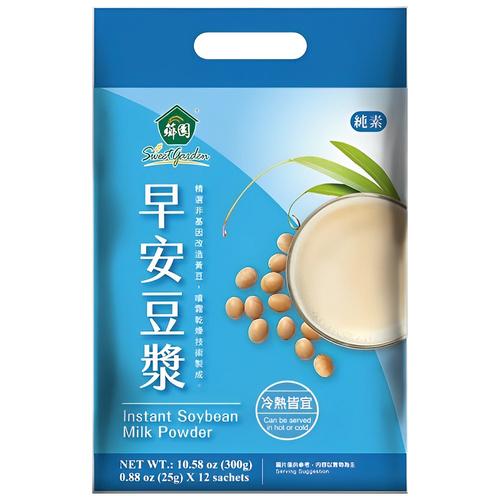 薌園 早安豆漿(375g/袋)