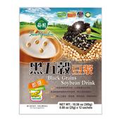 《薌園》黑五穀豆漿25gx12包/袋 $99