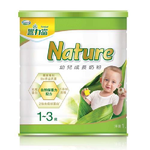 豐力富 Nature 1-3歲幼兒成長奶粉(1.5kg/罐)