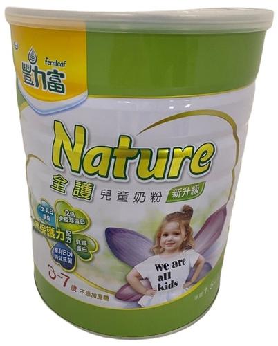 《豐力富》Nature 3-7歲兒童奶粉(1.5kg/罐)
