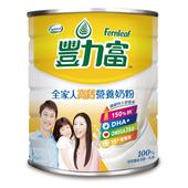 《豐力富》全家人營養調製奶粉(1.6kg/罐)