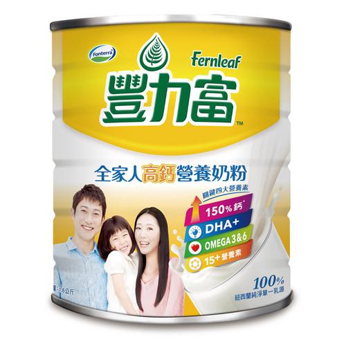 豐力富 全家人營養調製奶粉(1.6kg/罐)
