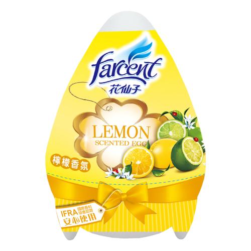 花仙子 好心情香氛蛋-檸檬香氛(120g/瓶)