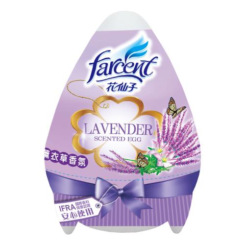 《花仙子》好心情香氛蛋-薰衣草香氛(120g/瓶)