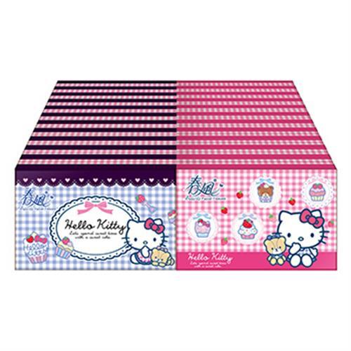 春風 Hello Kitty袖珍面紙(10抽*30包/袋)